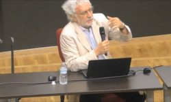 Conférence de Pierre Conesa « à propos des djihadistes »