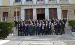 La 27ème Session Méditerranéenne des Hautes Etudes Stratégiques en voyage d'études à Athènes