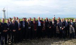 Séminaire dans les Hauts de France pour la 2ème session nationale « Enjeux et stratégies maritimes » de l'IHEDN