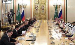 Le gardien des Lieux saints au Kremlin, nouvelle illustration du multilatéralisme.