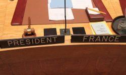 La force conjointe du G5 Sahel, priorité de la présidence française du Conseil de sécurité