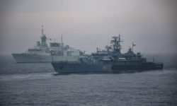 Exercices de l'OTAN en mer Noire : Sea-Shield 2019