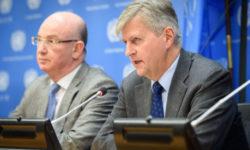 En Centrafrique, l'ONU et l'UA se coordonnent pour la mise en œuvre de l'accord de paix de Khartoum.