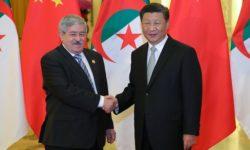 Algérie : le mémorandum d'entente sur les nouvelles routes de la soie entériné par décret présidentiel