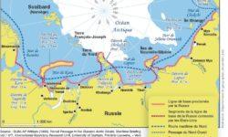 La route maritime du Nord, une revendication russe de souveraineté révélatrice des enjeux globaux de l'océan Arctique