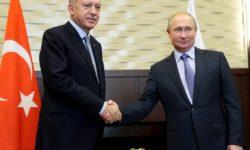Un accord russo-turc pour la Syrie, les cartes au Moyen-Orient rebattues