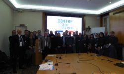 Séminaire parisien de la 30ème Session méditerranéenne des hautes études stratégiques (SMHES)