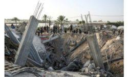 Nouvelle escalade de la violence dans la bande de Gaza…