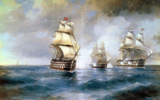 Ivan Aivazovsky (1848)