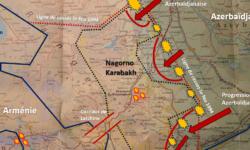 Nagorno-Karabakh : nouveau front turc face à la Russie ? – par Pierre Razoux